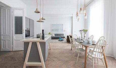 Houzzbesuch: Klassische Moderne für eine Wiener Altbauwohnung