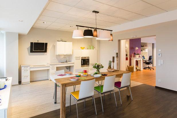 barrierefreies wohnen eine musterwohnung zeigt wie es geht. Black Bedroom Furniture Sets. Home Design Ideas