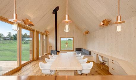 Kleine Fluchten: Die 23 schönsten Holzhäuser