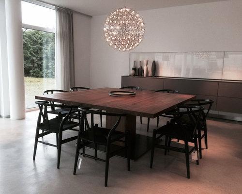moderne esszimmer design ideen bilder beispiele. Black Bedroom Furniture Sets. Home Design Ideas