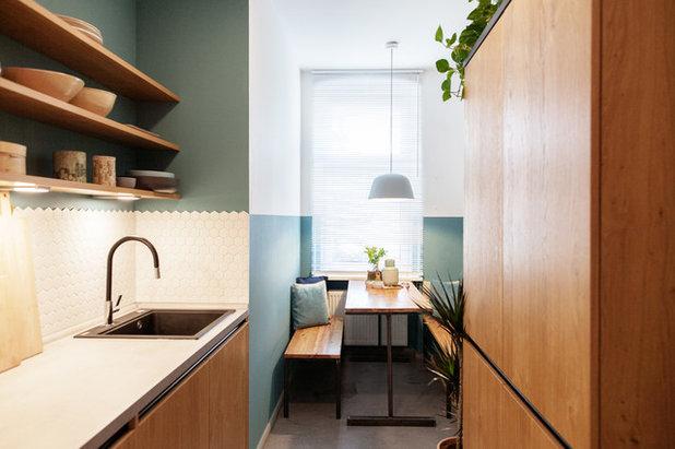 Modern Esszimmer by Raini Peters - Interior Design & Styling