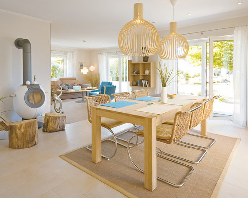 Mediterrane Esszimmer Ideen, Design & Bilder | Houzz