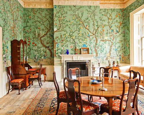 Esszimmer tapeten ideen great ideen fr moderne muster for Mustereinrichtung wohnzimmer