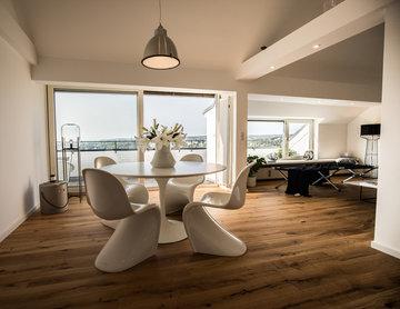 Design-Wohnung in Toplage