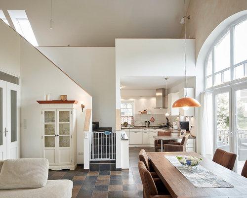 Esszimmer Ideen Landhausstil - Schlafzimmer Wandfarbe Konzeption