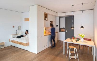 Mit diesen 13 Einrichtungstipps kommt jede Einzimmerwohnung groß raus