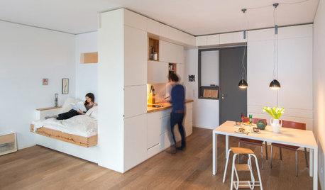 19 Mini Appartamenti Molto Ben Organizzati