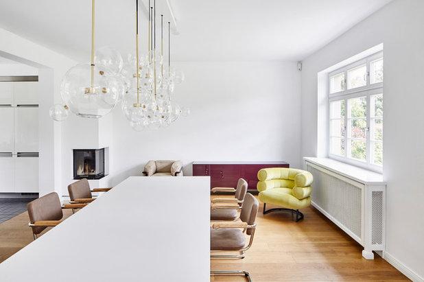 Modern Esszimmer by studio1073