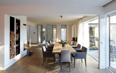 Vorher-Nachher: Ein Haus aus den Fünfzigern wird modern