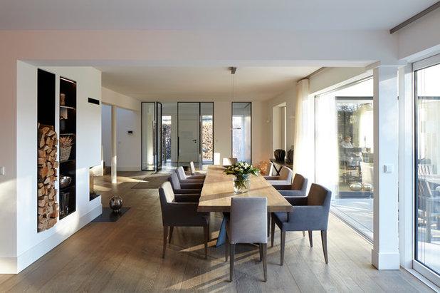 vorher nachher ein haus aus den f nfzigern wird modern. Black Bedroom Furniture Sets. Home Design Ideas