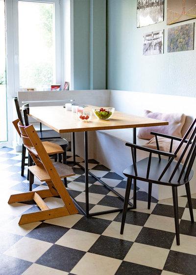Modern Esszimmer by design studio von dieken