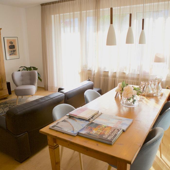 Wohnzimmer in  Köln-Südstadt