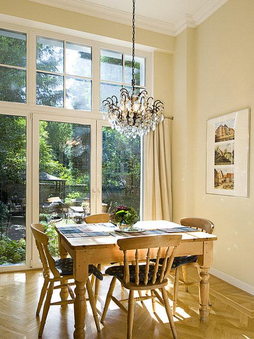 Landhausstil Esszimmer: Design-ideen, Bilder & Beispiele | Houzz Esszimmer Landhausstil Einrichten
