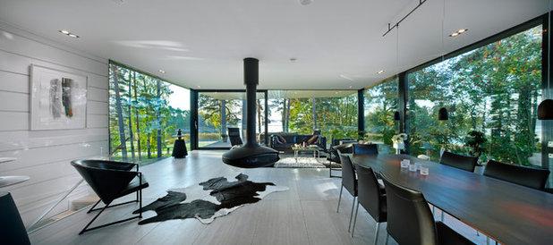 Modern Esszimmer By Ehring Wohnkonzepte