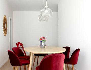 Gestaltung einer neuen Eigentumswohnung in Kelsterbach
