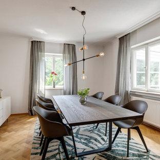 Modernes Esszimmer in München