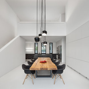 Sala da pranzo moderna Monaco di Baviera - Foto, Idee, Arredamento