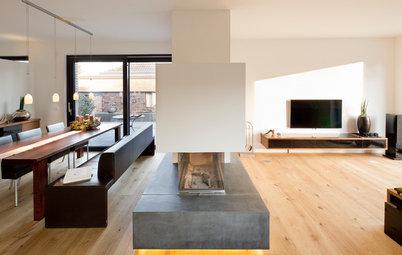 Opvarm hjemmet med moderne kaminer i alle stilarter