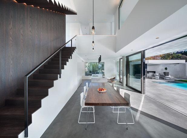 Modern Esszimmer by be_planen Architektur GmbH