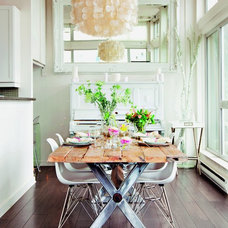 Eclectic Dining Room by Callwey