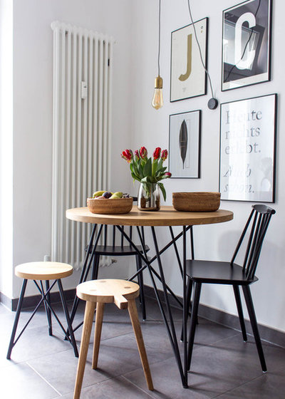 Contemporary Dining Room by User
