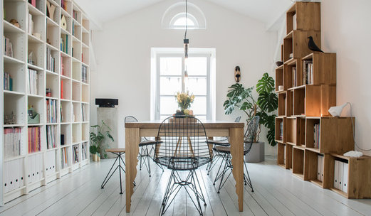 20 Inspiring Home Office Design Ideas For Small Spaces: 75 Beautiful Home Office Pictures & Ideas