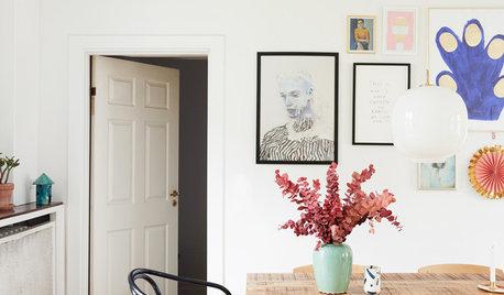 Keine Scheu: 7 Strategien für mehr Farbe zu Hause