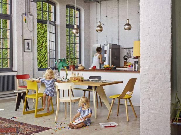 de.pumpink.com | wohnzimmer mit rot - Einrichtungsideen Wohnzimmer Esszimmer