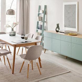 Skandinavische Esszimmer Essen Ideen Design Bilder Houzz