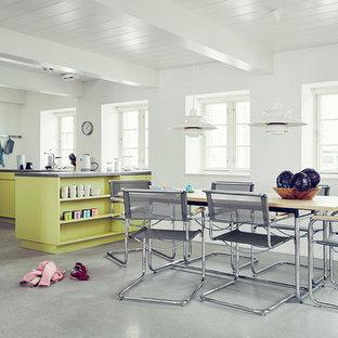 Skandinavische Esszimmer Ideen Design Bilder Houzz