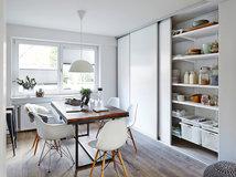 Stauraum im Esszimmer: 12 Möglichkeiten, mehr Platz zu schaffen