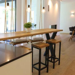 Sala da pranzo contemporanea Brema - Foto, Idee, Arredamento