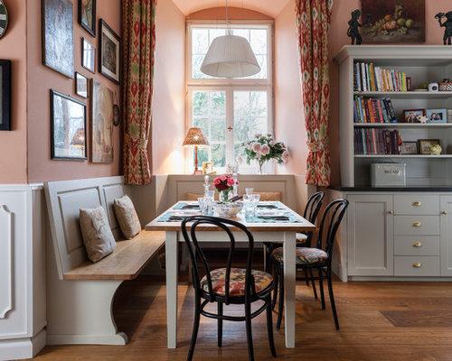 Foton och inspiration för lantliga matplatser med öppen ... : matplats rosa : Matplats