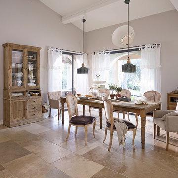 LOBERON - Stilmix aus rustikalem Holz und eleganten Elementen