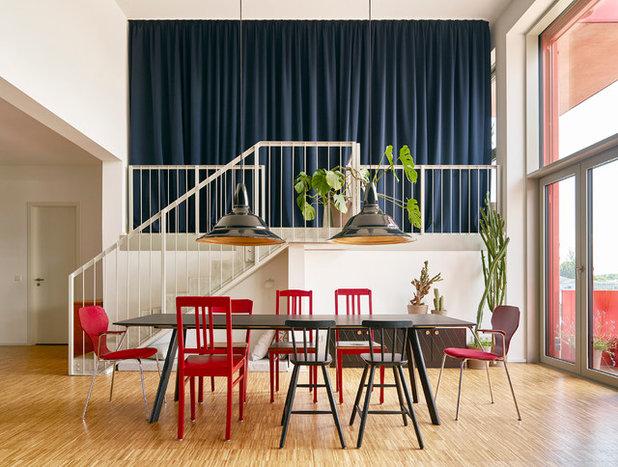 Eklektisch Esszimmer by Antonius Schimmelbusch Interior Design GmbH
