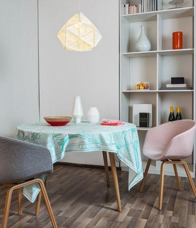 Scandinavian Dining Room by Studio Joa Herrenknecht