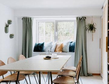 Lounge im Federleicht Büro - homeoffice