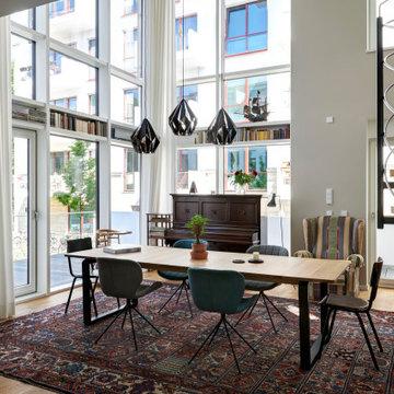 Maisonette Wohnung Weissensee