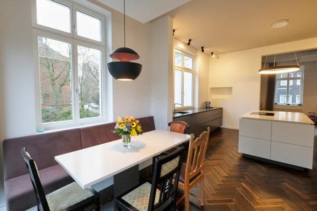 Modern Esszimmer by raumgespür innenarchitektur design Ilka Hilgemann