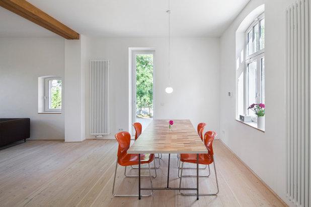 Modern Esszimmer by MRR Architekten