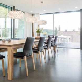 Sala da pranzo contemporanea Stoccarda - Foto, Idee, Arredamento