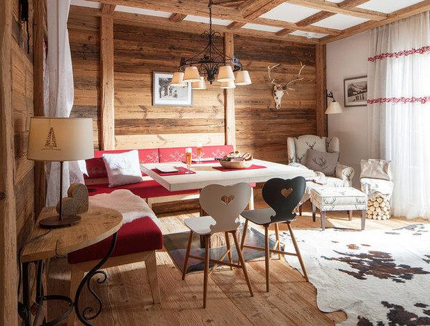 Wandvertäfelung: 14 stilvolle Beispiele für die Holzverkleidung