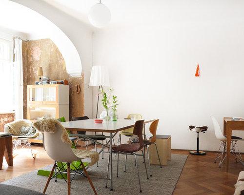 Eklektischen Stil Einfamilienhaus Renoviert | Villaweb.Info