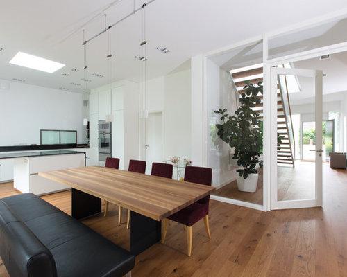 Moderne Wohnküchen: Design-Ideen, Bilder & Beispiele | {Wohnküchen 31}