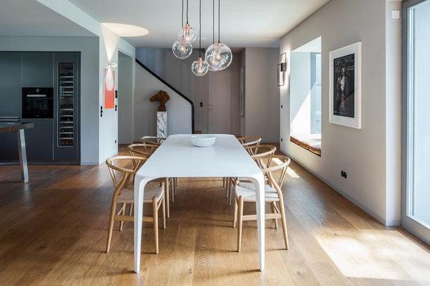 Modern Esszimmer by Gnädinger Architekten