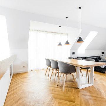 Penthouse Marxvorstadt