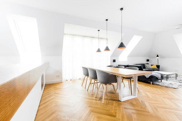 Skandinavisch Esszimmer by BESPOKE Interior Design & Production