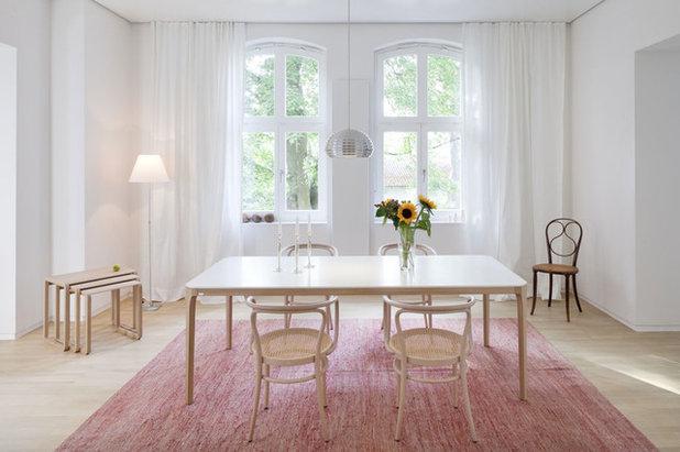 Skandinavisch Esszimmer By S Quadrat Konzepte