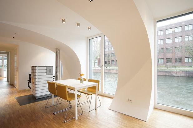 Modern Esszimmer by Fotograf Thomas Drexel