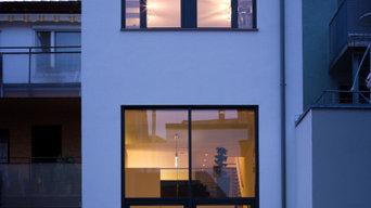 Schmales Haus in der Altstadt, Tettnang